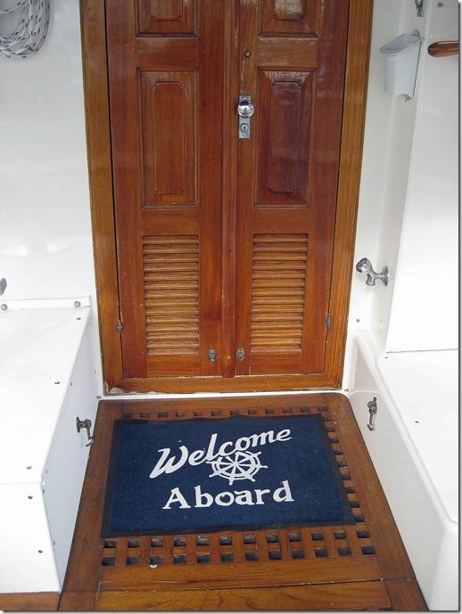 cockpit doors